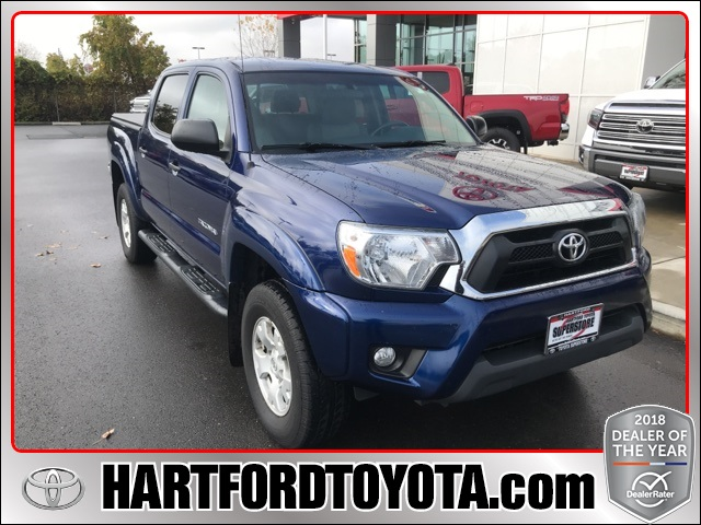 Certified Pre-Owned 2014 Toyota Tacoma Base