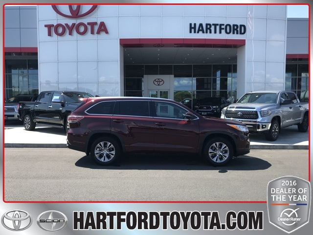 Pre-Owned 2015 Toyota Highlander XLE V6 AWD