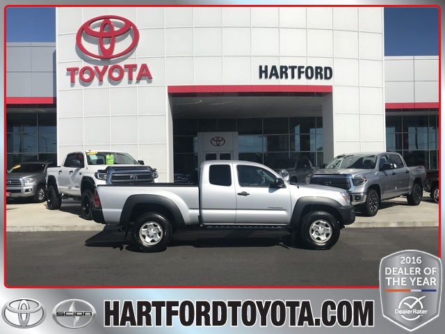Pre-Owned 2012 Toyota Tacoma PreRunner RWD 4D Access Cab