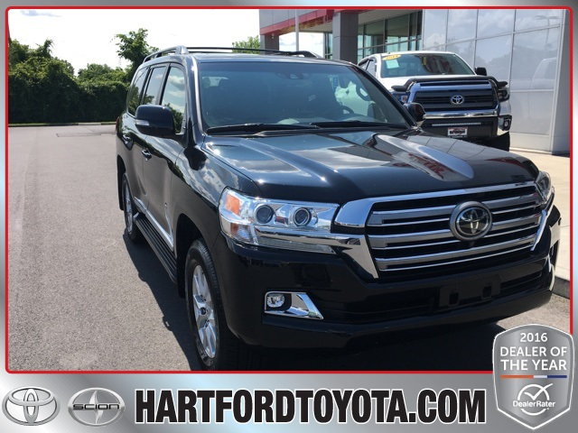 Pre-Owned 2016 Toyota Land Cruiser Base 4WD