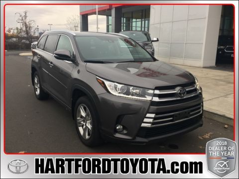 Certified Pre-Owned 2017 Toyota Highlander Limited